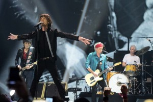 The Rolling Stones Perform At The 02 Arena