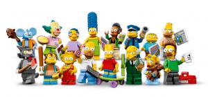 I SIMPSON (dal 7 aprile su Italia 1) - versione Lego
