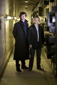 Sherlock (la miniserie di Premium Crime)