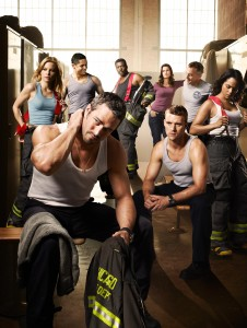 CHICAGO FIRE (CAST)
