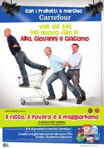 Locandina_Il Ricco, il povero e il maggiordomo B