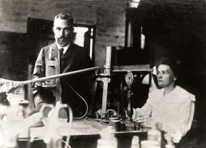 Pierre & Marie Curie