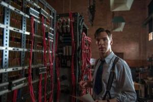 "Benedict Cumberbatch nel ruolo di Alan Turing in ""The Imitation Game"""