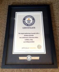 Certificate_Guinnes World Records