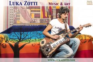 Luka Zotti - Music & Art