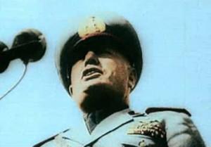 Italian Fascists in Colour