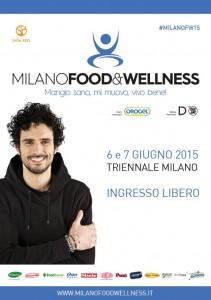 MILANO FOOD & WELLNESS_Locandina_B