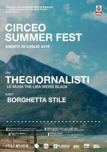 Circeo Summer Fest 2015