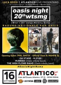 OASIS NIGHT 1
