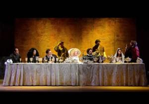 Bisbetica domata: Nancy Brilli da mercoledì, festival shakespeariano di Verona