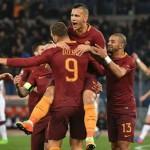 Una Roma inarrestabile batte il Torino 4-1