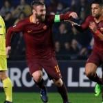 Una Roma stellare asfalta il Villareal: è 4-0