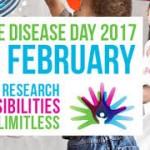28 Febbraio 2017: Malattie rare o malattie difficili da curare?