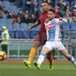 Pasticcio Roma: il Napoli espugna l'Olimpico 2-1