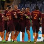 Un super Dzeko porta la Roma momentaneamente a -5 dalla Juve