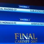 Dalle urne di Nyon il verdetto. Sarà Monaco – Juventus.