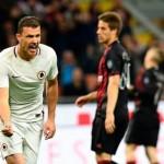 La Roma ritrova la vittoria: 1-4 sul Milan.