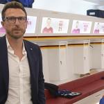La Roma ha deciso: Di Francesco sarà l'allenatore della Roma