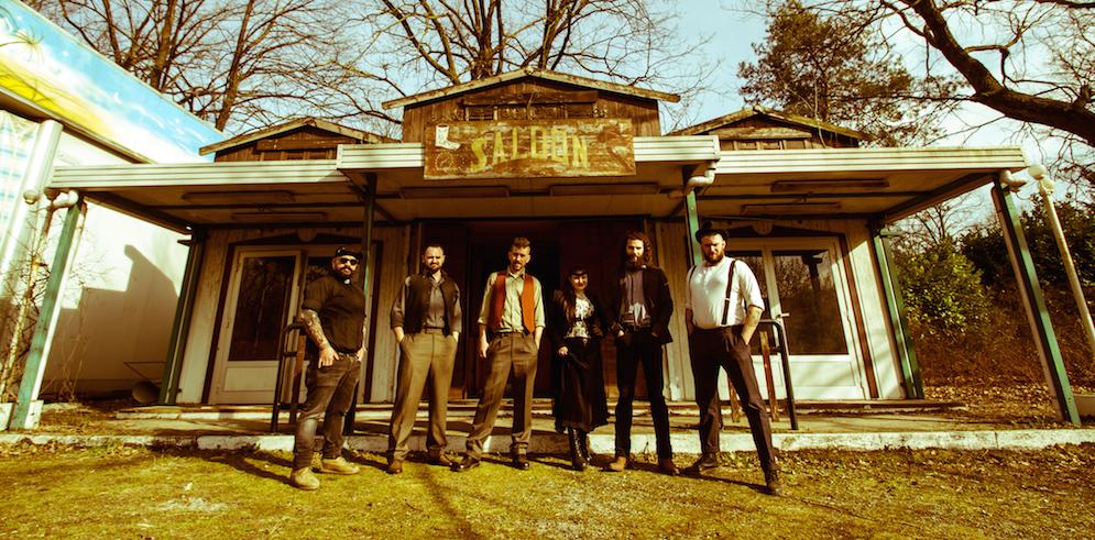 Iron Mais: il rock suona western