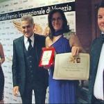TARGA DEL LEONE D'ORO 2017: CANTINE MARISA CUOMO
