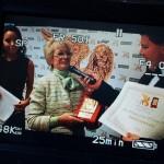 AISVER TECNOLOGIE SRL RICEVE LA TARGA DEL LEONE D'ORO COME MIGLIOR AZIENDA 2017