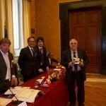 Leone d'oro alla carriera al plurilaureato Dott. Prof. Luciano Baietti