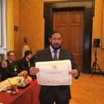 RICONOSCIMENTO SPECIALE    PER MERITI PROFESSIONALI  IN NOMINATION PER IL   LEONE D'ARGENTO: OMAR MONNO