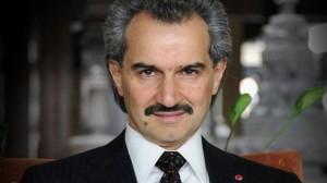 Il principe Al - Walid bin Talal.