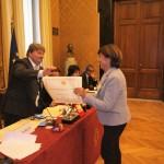RICONOSCIMENTO SPECIALE ALLA CARRIERA  ALLO STUDIO LEGALE VALENSISE