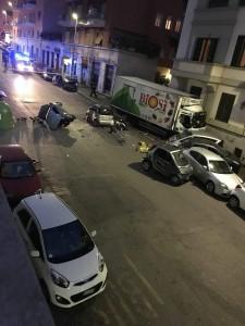 Immagine dell'incidente