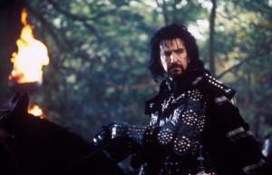 """Rickman in """"Robin Hood il principe dei ladri"""""""