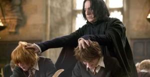 Severus Piton (Alan Rickman)