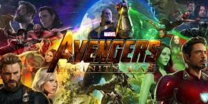 Avengers: Infinity War Poster del film