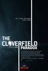 The Cloverfield Paradox Locandina del film