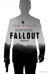 Mission Impossible - Fallout Poster del film