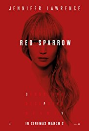 Red Sparrow Poster del film
