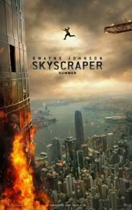 Skyscraper Poster del film