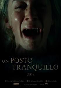 Un posto tranquillo Poster del film