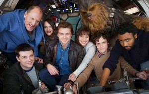 Solo: A Star Wars Story Il Cast
