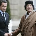 Sarkozy nei guai. Gheddafi lo aiutò per le elezioni.