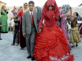 Abito nuziale iracheno