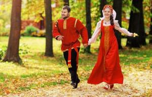 Abito da sposa in Russio
