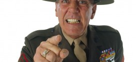 Morto R. Lee Ermey, il sergente Hartman di Full Metal Jacket