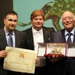 Gran Premio Internazionale di Venezia – Leone d'Oro alla Carriera per il Cav. Giovanni Rana