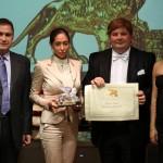 Leone d'Argento per meriti professionali alla dott.ssa Roberta Bonfanti al Gran Premio Internazionale di Venezia