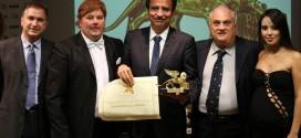 Leone d'Oro alla Carriera, a Venezia, per il prof. Francesco Bonini, Magnifico Rettore della LUMSA