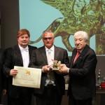 Leone d'Oro alla Carriera per Fabrizio Roncella, titolare della Flear Srl