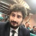 Premio Giornalistico Italiano a Venezia per l'attore e giornalista Edoardo Baietti