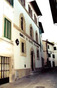 foto sede storica Banca Anghiari