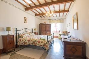 villa camere